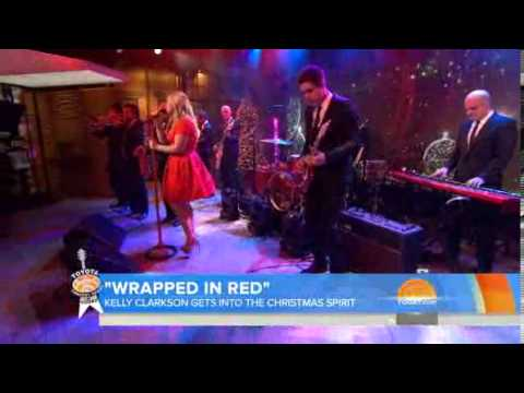 Kelly Clarkson - Underneath The Tree (Today Show, November 26, 2013)