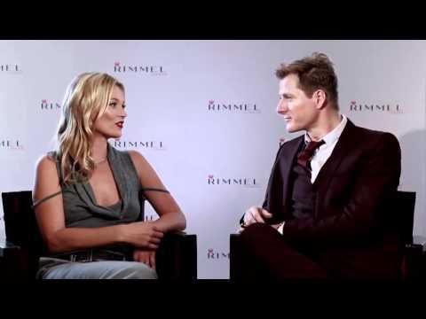 Kate Moss : Rimmel London Party Video