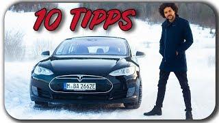 10 Tipps Für Neue Tesla Fahrer | Erfahrungsbericht Nach 3 Jahren