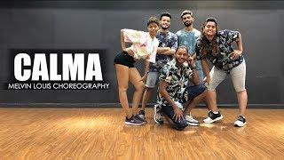 Calma(Remix) Melvin Louis Ft. DancePeople