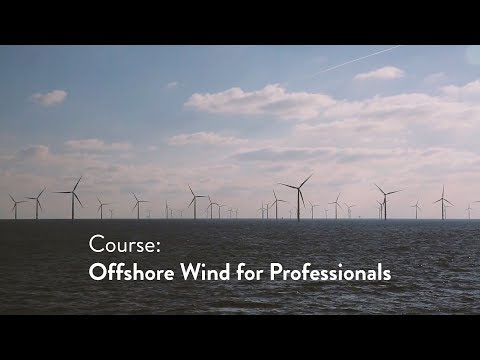 Course:  Offshore wind for professionals Japan (trailer)