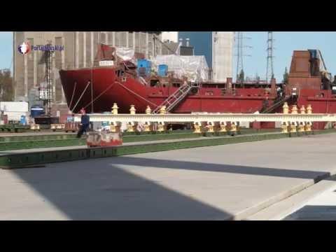 Nowa linia montażu statków w Remontowej Shipbuilding