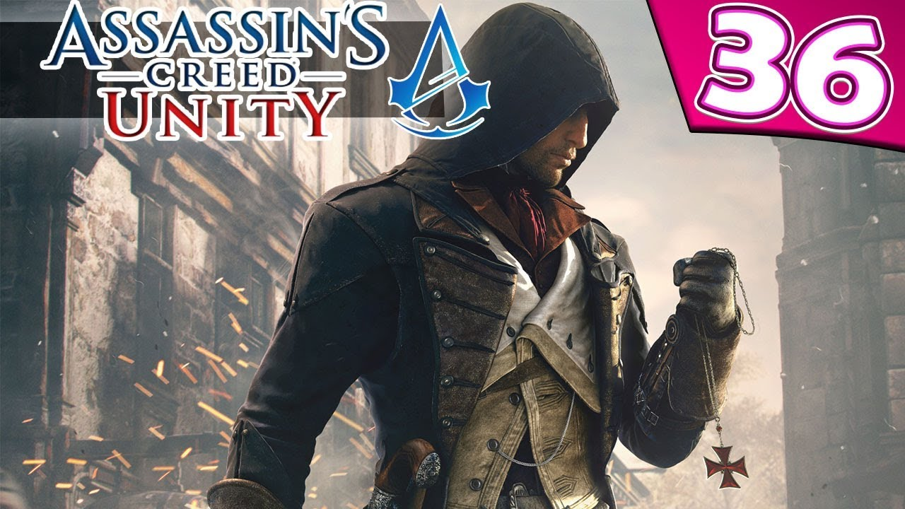 Прохождение Assassin's Creed: Unity: Часть 36