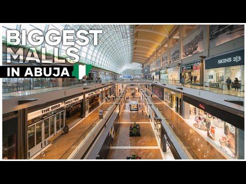 Top 5 Biggest Malls in Nigeria's FCT Abuja