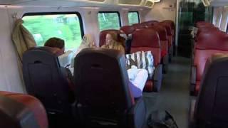 Koefnoen - Fleur & Madelon / Dispuutstrutjes in de trein