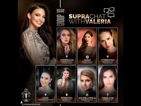 Supra Chat with Valeria - Episode 10