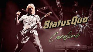 Status Quo -  Caroline Live (Pro Sound) HD