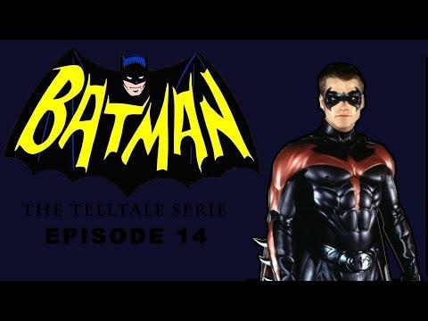 Batman The Telltale serie - Episode 14 - Sens de déduction