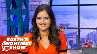 BONUS: Take the STEM Character Quiz with Danica McKellar | Earth's Mightiest Show