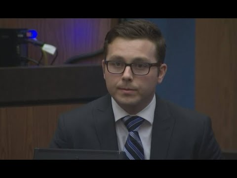 VIDEO: Former Mesa officer Mitch Brailsford found not guilty of murder