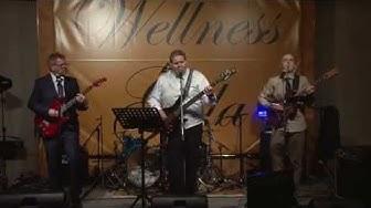 Die Wellnessgala-Band live im Hotel Marriott, Wien