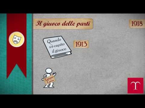 Il teatro di Luigi Pirandello (parte 1)