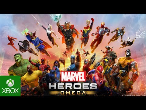 Marvel Heroes Omega - Xbox One Launch Trailer
