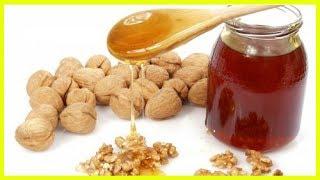 Мед, миндаль и грецкие орехи: узнай, на что они