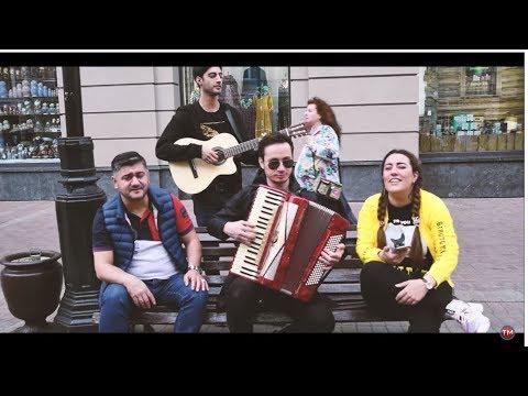Zarina Buzovnali Ft Haci Akif Arif Ft Gitarist Sharon - Goresen Sevgilim İndi Neyneyir 2019