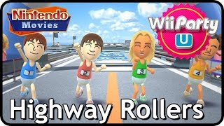 Wii Party U - Highway Rollers (Multiplayer)