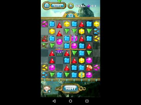 Jewels Saga World 2 level 61 (Android)
