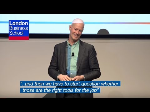 Professor Dan Cable – Alive at work | London Business School