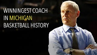 Coach John Beilein's legacy at Michigan