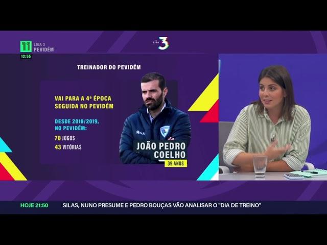 Canal 11 - Puro Futebol ( Especial Pevidém SC)