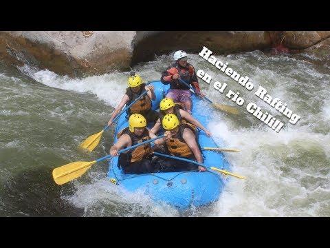 Nos Caimos Haciendo Rafting En El Rio Chili - Arequipa