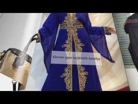 Amally's Boutique | Buy Abayas Online | Black Abayas