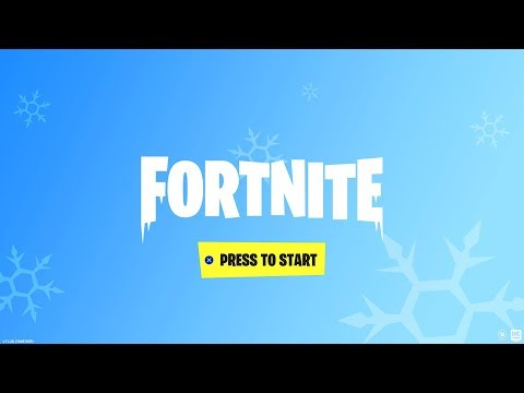 Fortnite Christmas Update