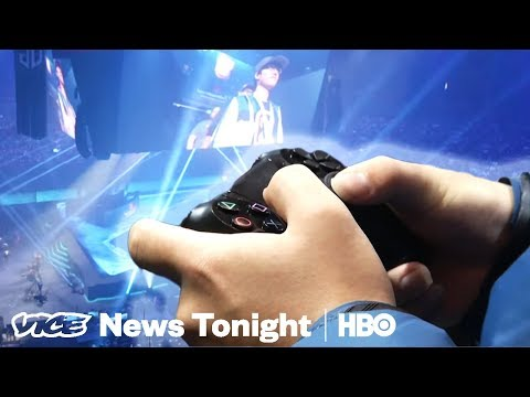 Inside America's First Video Game Addiction Rehab (HBO)
