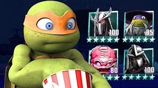 Ninja Turtles Legends PVP HD Episode - 623 #TMNT