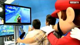 gamescom 2009 - Nintendo Wii Winter Sports: The Ultimate Challenge (YottaTV)