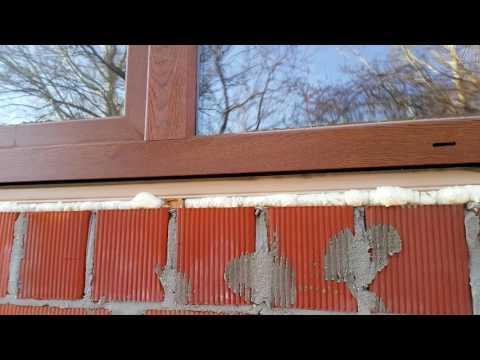 Монтаж пластиковых окон ПВХ - установка по Госту.