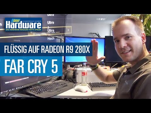 Far Cry 5 flüssig auf Radeon R9 280X | Tuning | Das Wunder von Tahiti