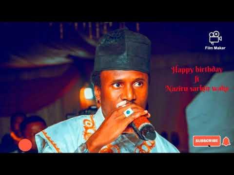 Download Happy birthday laila_-_Ft Naziru Sarkin waka(Official Lyrics Video 2021 New version)