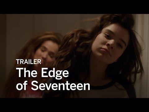 THE EDGE OF SEVENTEEN Trailer | Festival 2016