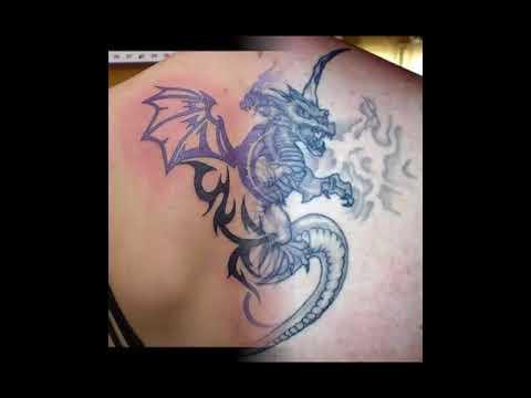 Imagenes De Tatuajes De Dragones Para Mujeres By Imagenes De