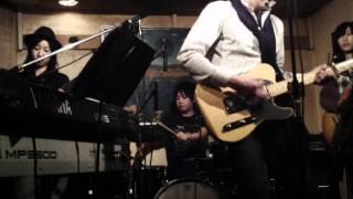 2012.2.19(日) 国立地球屋にて。 石田輝彦&the tellsbandのオープニン...
