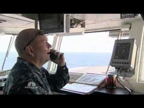 US, Iran ships face off in Strait of Hormuz