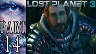 Lost Planet 3 - Part 14 - Winching frustrations (PS3) (Campaign) (Walkthrough) [HD]