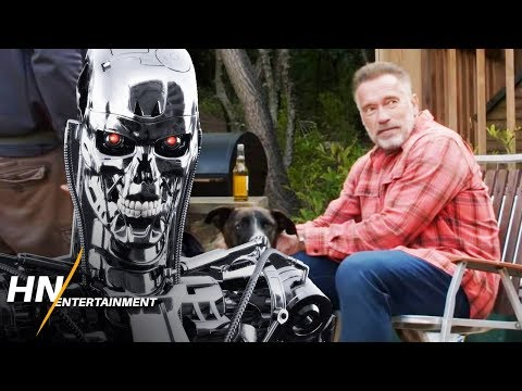 FIRST LOOK Footage from Terminator 6 Confirms Characters & More