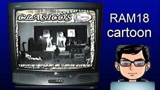Ay caramba segunda parte | RAM18 cartoon