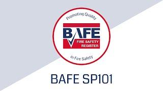 BAFE SP101 Fire Extinguisher Service Provider Scheme
