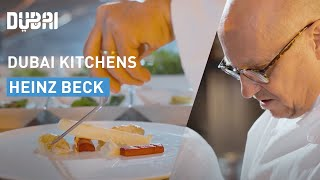 Dubai Kitchens with Michelin-Star chef Heinz Beck | Visit Dubai