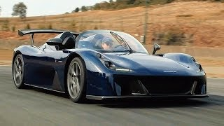 The 395bhp Dallara Stradale | Top Gear