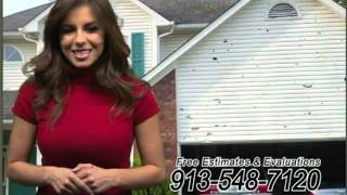 Overland Park KS Roof Repair Company 913-548-7120 Local Roofing Contractor