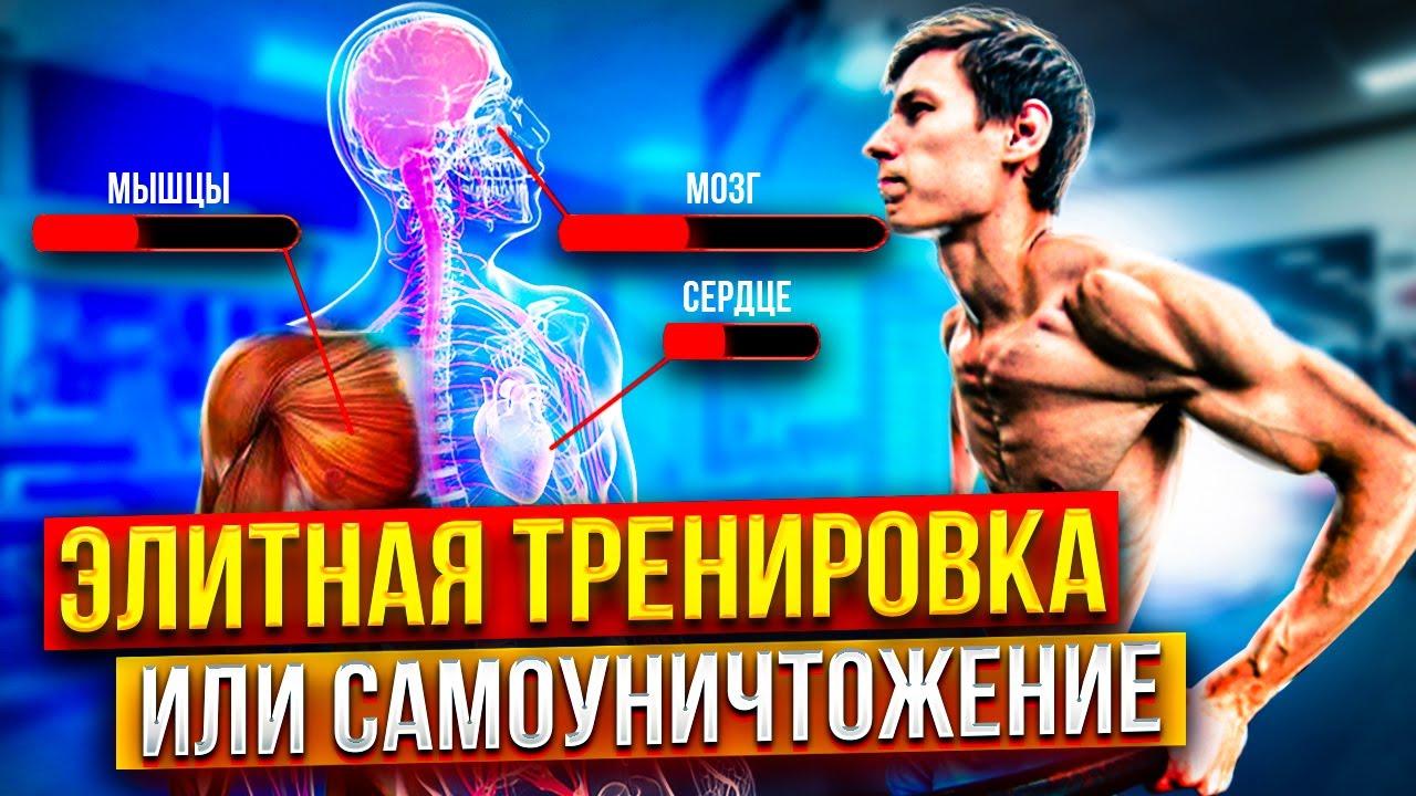 Что будет если тренировать все мышцы сразу?!