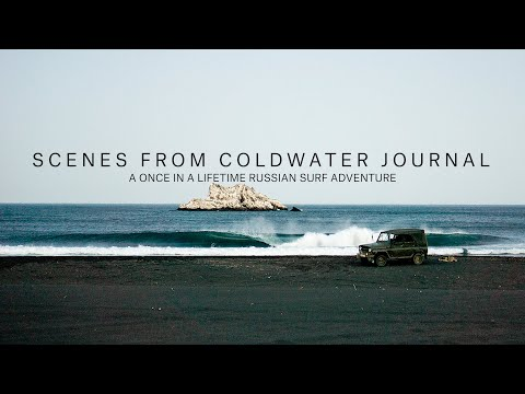 A Once-in-a-Lifetime Russian Surf Adventure