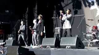 The Selecter - The Avengers Theme Live Beautiful Days Festival 2013