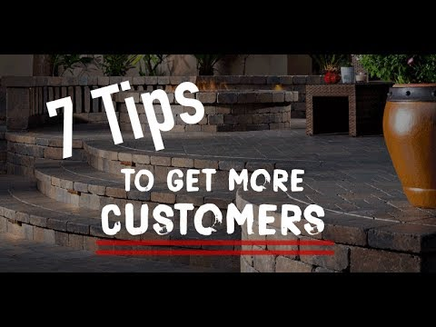 7 Tips To Get More Customers
