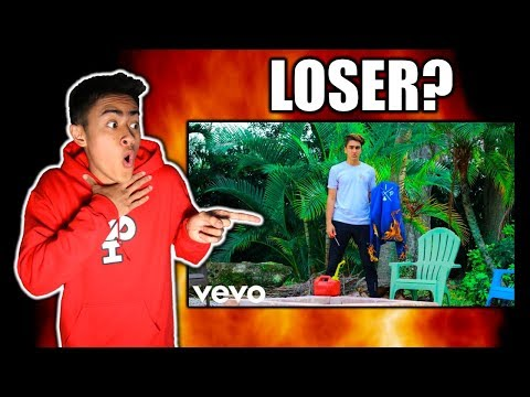 Reacting to the HUTTERS Disstrack on US! (WHO WON?!)