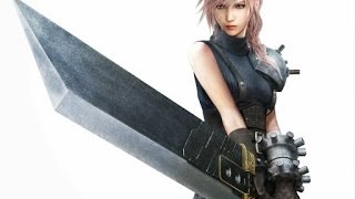 Lightning Returns: Final Fantasy XIII - Cloud Outfit and Weapon